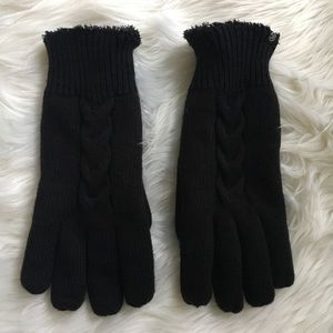 Accessories - Black gloves